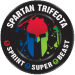 Spartan Trifecta Badge